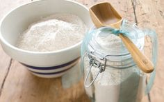 homemade cinnamon pancake mix gift
