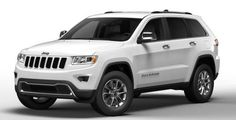 2014 Jeep Grand Cherokee White Limited #Jeep #Cherokee #Rvinyl =========================== http://www.rvinyl.com/Jeep-Accessories.html