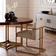 West Elm offers modern furniture and home decor featuring inspiring designs and colors. Create a stylish space with home accessories from West Elm. Furniture, Modern Furniture, Interior, Dining, Contemporary Dining Table, Interior Furniture, Dining Arm Chair, Home Decor, Dining Chairs