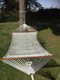 amaca macram   21 hammock design ideas add cozy atmosphere to your home   crochet      rh   pinterest