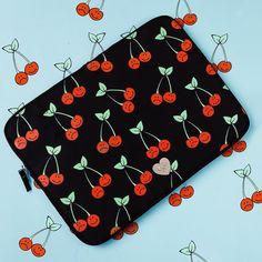 Cherry Bomb Laptop Case 🍒 Valfre.com #valfre #valfrewishlist :( :)