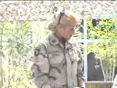 Sherry Lynn Womack in Kandahar - YouTube