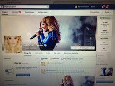 Mi fanpage en Facebook !! www.facebook.com/TinitaStoesel ❤️❤️ OTRAA!!❤️ @andrea290101