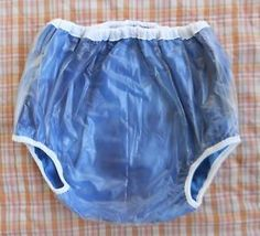 Adult Baby Waterproof Fleece Cloth Pull Up Diaper Cover Pants   eBay