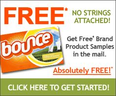 Free Bounce Laundry Detergent Sample http://freesamples.us/free-bounce-laundry-detergent-sample/