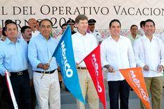 Fortalecer imagen de México objetivo del operativo vacacional invierno 2015: EMC