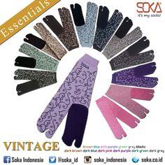 salah satu produk soka yaitu Essentials Vintage   #soka #socks #kaoskaki #sokasocks #kaoskakisoka #essentials #vintage