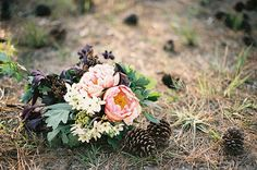 A Woodland Wedding  #bride #flowers #wedding #groom #dress #gown #bridal #floral crown #white #blush #pink #natural #woods #forest     Photos http://featherandstone.com.au/