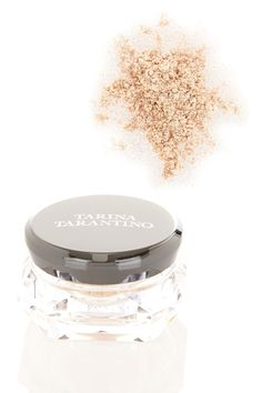 Total microcrsytaline sparkle pigment - unlike traditional glitter, it creates a pure shimmer effect//