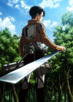 Corporal Levi Ackerman l Attack on Titan l Shingeki no Kyojin Attack On Titan Levi, Levi X Eren, Armin, Manga Anime, Anime Guys, Ereri, Levihan, Levi Ackerman, Mikasa