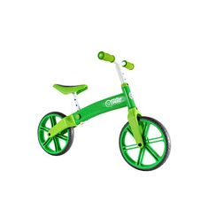 Yvolution Y Velo Single Wheel Balance Bike - Green