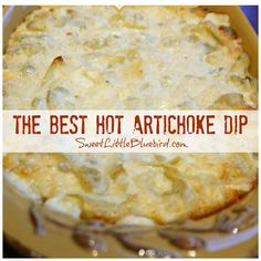 Today's recipe is a family favorite, one of my go-to appetizers for get togethers – hands down, The BEST Hot Artichoke Dip Recipe! This is an appetizer my friends and family love and often request. I made this for New Year's Eve, along with the Apricot Gorgonzola Cheese Spread(to die for). This is my sister's...Read More