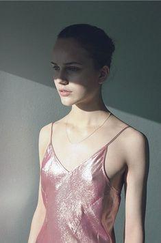 Slip Dress @ElisaFlwrfield
