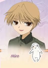 From Fruits Basket: Hiro