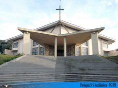 Paróquia Nossa Senhora Auxiliadora - Ponta Grossa (PR)
