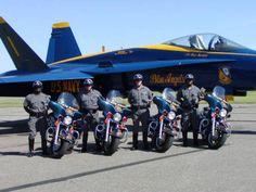 New York State Police Motor Unit