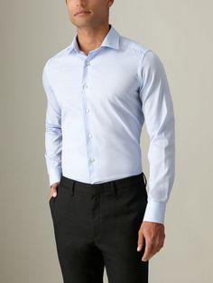 Classic Textured Stripe Dress Shirt by Luciano Brandi on Gilt.com