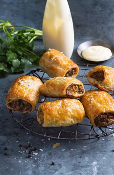 All New Aussie Sausage Rolls
