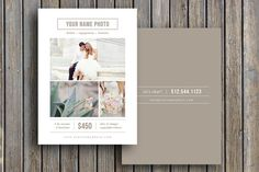Check out Mini Session Marketing Template by Bittersweetdesignboutique on Creative Market