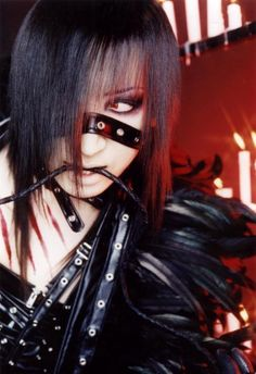 VISUAL KEI...he's from D I believe! *dies*