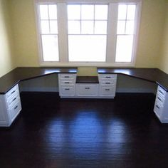 I would need more desk space and storage.. love the floors though!  - epublicitypr.com