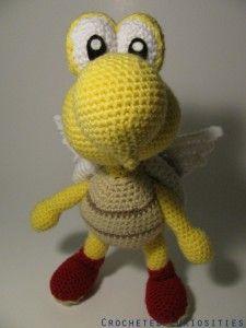 Super Mario Bros Crochet Goodness