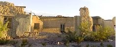 Terlingua Ghost Town, Texas