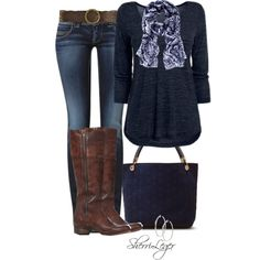"""""""Untitled #592"""" by sherri-leger on Polyvore"""
