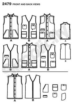 Vest Pattern Sewing Simplicity 1506 Husky Boys And Big And Tall Mens Vests. Vest Pattern Sewing How To Sew A Puffy Dropje Vest. Vest Pattern Sewing Vests S M L Xl Xxl Pattern Joann. Vest Pattern Sewing Pattern For A… Continue Reading → 1950s Jacket Mens, Cargo Jacket Mens, Green Cargo Jacket, Grey Bomber Jacket, Leather Jacket, Hunting Vest, Hunting Jackets, Men's Jackets, Sewing Men