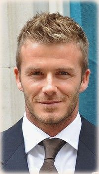 david beckham haircut - Google Search