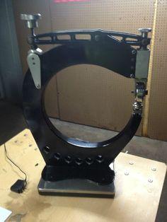 English Wheel, Metal Shaping, School Tool, Steel Art, Metal Tools, Metal Projects, Metal Working, Mirror, Storage