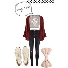 Will I fulfil my goals? by nataliesky on Polyvore featuring River Island, ASOS and Forever 21
