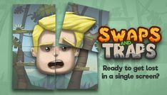 Swaps and Traps Promo , Ozan Atak on ArtStation at https://www.artstation.com/artwork/n9KeO