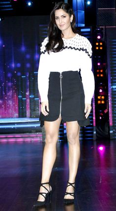 Katrina Kaif promotes #Phantom on #DancePlus. #Bollywood #Fashion #Style #Beauty #Hot