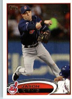 2012 Topps Baseball Card #216 Jason Kipnis - Cleveland Indians - MLB Trading Card by Topps. $1.79. 2012 Topps Baseball Card #216 Jason Kipnis - Cleveland Indians - MLB Trading Card