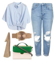 """""""Casual & Relax"""" by lindsaywittaa on Polyvore featuring Chicnova Fashion, Topshop and Fendi"""