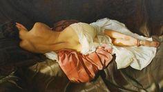 Sleping Woman