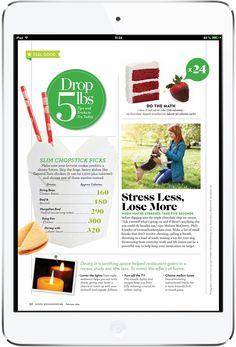Good Housekeeping Middle East Free Tablet Magazine. More on www.magpla.net MagPlanet #TabletMagazine #DigitalMag