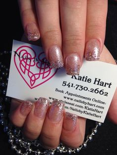 Nails by Katie Hart Eugene, Or 541-730-2662www.styleseat.com/KatieHart www.facebook.com/nailsbyKatieHart