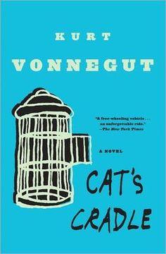 Cat's Cradle by Kurt Vonnegut (to read)