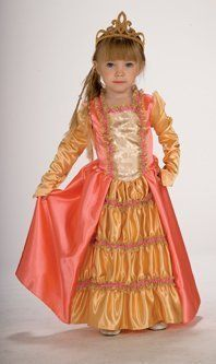 Shrek The Third Rapunzel Costume Rubie's Costume Co. $17.30. From the Manufacturer                Rapunzel has let down her hair and she's ready for tricks and treats in this exquisite satin and taffeta gown with sleeves that teareth away for warmer climates! Costume also includes sparkly tiara and playful Shrek tattoos.                                    Product Description                Includes dress with tear away sleeves, tiara, and tattoos. Ballet slippers not in...