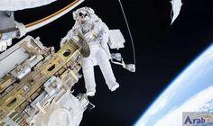 Two astronauts complete 6-hour NASA spacewalk