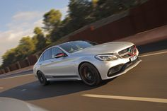 2015 Mercedes-AMG C63 S Review - Photos | CarAdvice