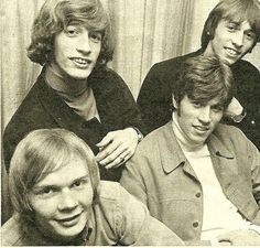 Bee Gees: Robin, Maurice, Barry, and Colin (Vince Melouney not pictured) Robin Pictures, Upload Music, Barry Gibb, Together Again, Bee, People, Instagram, Angel, Honey Bees