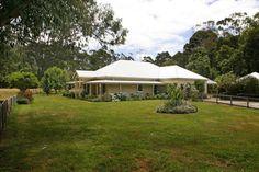 Battunga Park in Trentham