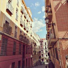 La latina Madrid. #esrastro #madridista #igersmadrid #igersspain #lalatina