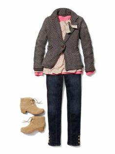 Monkey's Pick: Kids Clothing: Girls Clothing: We ♥ Outfits | Gap