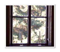 Real window candles Window Candles, Windows, Home, Ad Home, Homes, Haus, Ramen, Window, Houses