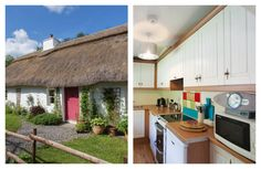 History is at your fingertips in this quaint Irish cottage, originally constructed in the late 18th century. The interiors have been updated to fit the modern times, but step outside and you'll find an old orchard and a garden filled with plants cultivated by previous owners. From $106. See more at Airbnb » More travel on HouseBeautiful.com: The 20 Best Small Towns in America, According to the Smithsonian