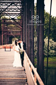 Montana Wedding-When you step away and let the bride and groom do their own thing!